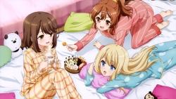 169_307285 girlfriend_(kari) pajama