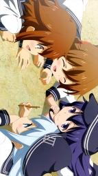 i_309303 akatsuki_(kancolle) anthropomorphization hibiki_(kancolle) ikazuchi_(kancolle) inazuma_(kancolle) kantai_collection ogawa_akane seifuku