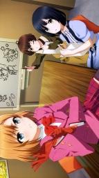 i_314718 kunogi_ai miyamori_aoi seifuku shirobako suzuki_risa thighhighs yasuhara_ema