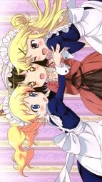 i_a320857 alice_cartelet dress kiniro_mosaic kujou_karen maid oomiya_shinobu