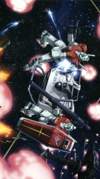244303 gundam mecha mobile_suit_gundam