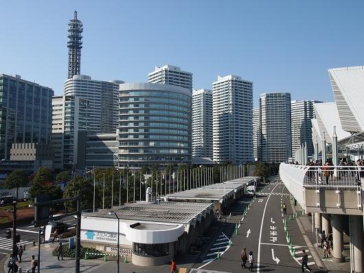 パシフィコ横浜周辺20150215