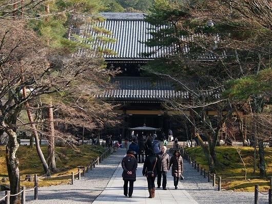 南禅寺法堂を望む20141231