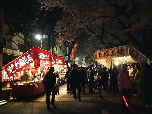 夜桜祭り02-20150404
