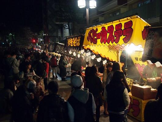夜桜祭り11-20150404