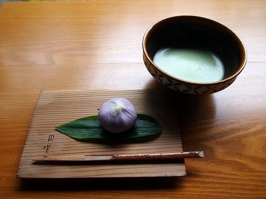 茶菓子・東慶寺-20150621