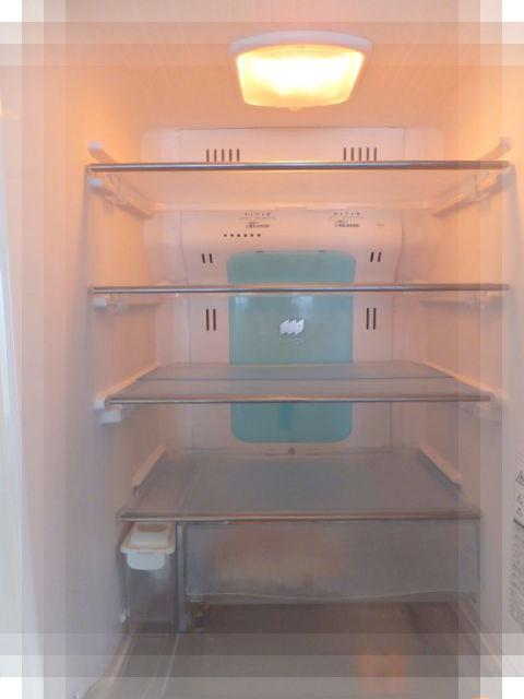 冷蔵庫のおそうじ1