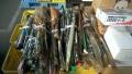 竿、仕掛け、錘、針等の釣り道具 です。買取ました!k3