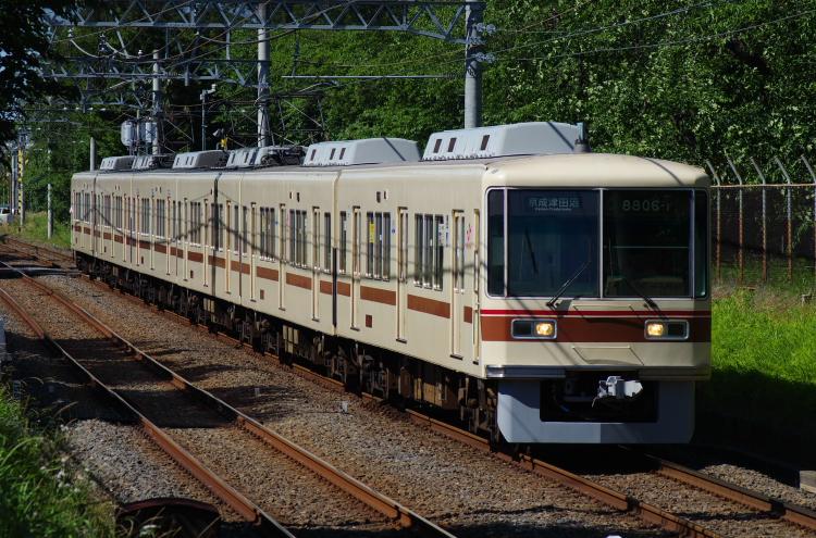 2015年5月31日 奈良田温泉 新京成 087