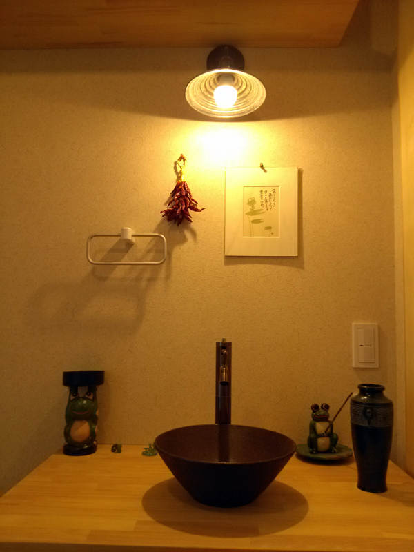 照明器具1