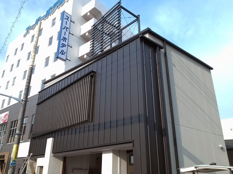 JR奈良駅前テナント