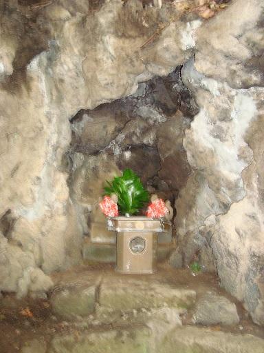 王子稲荷神社狐穴