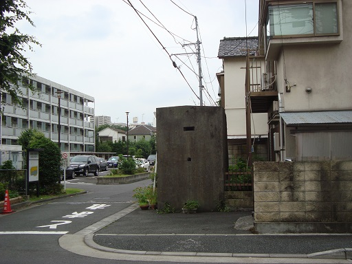 東京第一陸軍造兵廠跡滝野川憲兵小屋