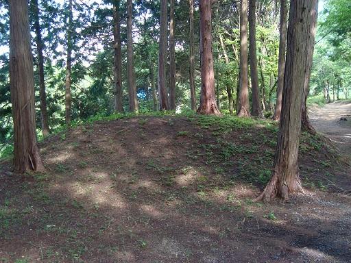 蛭子山3号墳墳丘