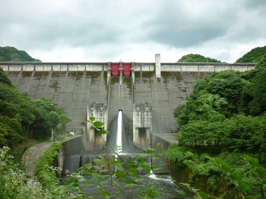 201506君ケ野ダム-25
