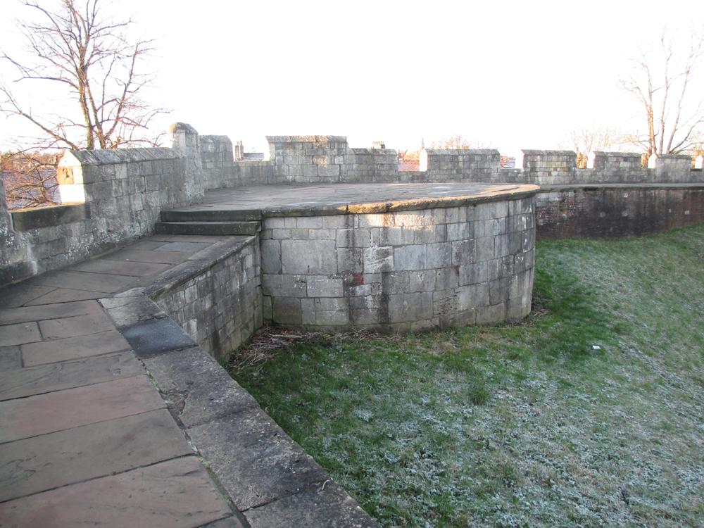 ヨーク市城壁 002-1