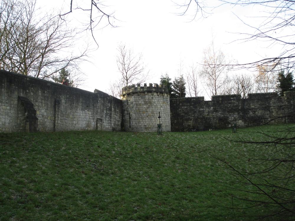 ヨーク市城壁 005-2
