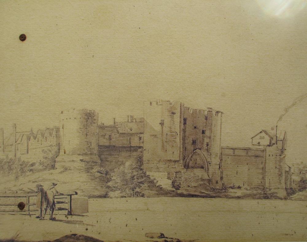 ヨーク城絵