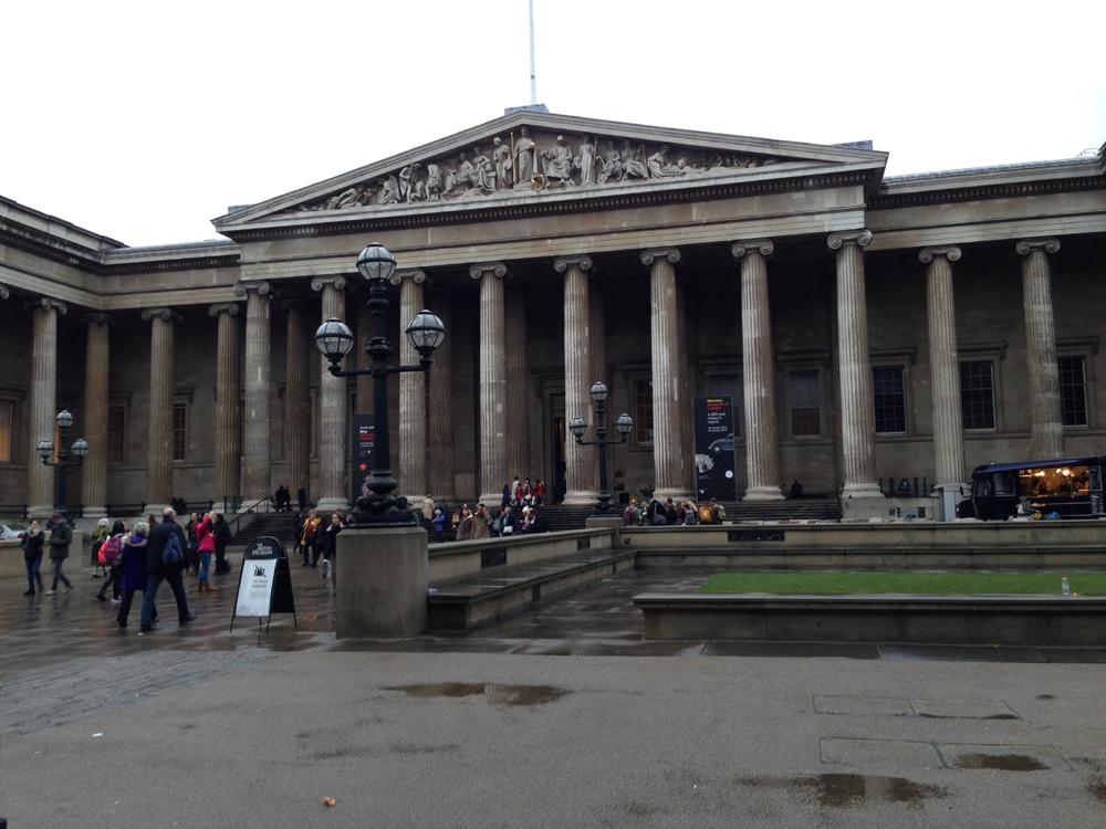 大英博物館001