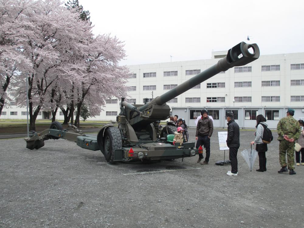 宇都宮駐屯地創立記念行事 004