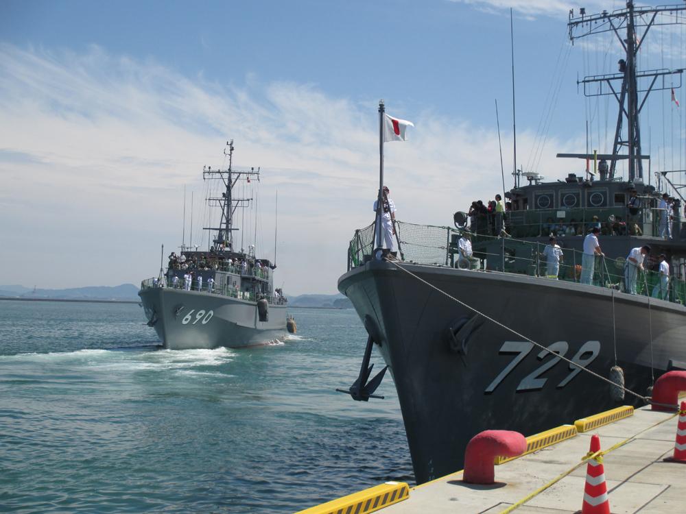 掃海管制艇くめじま 007-03