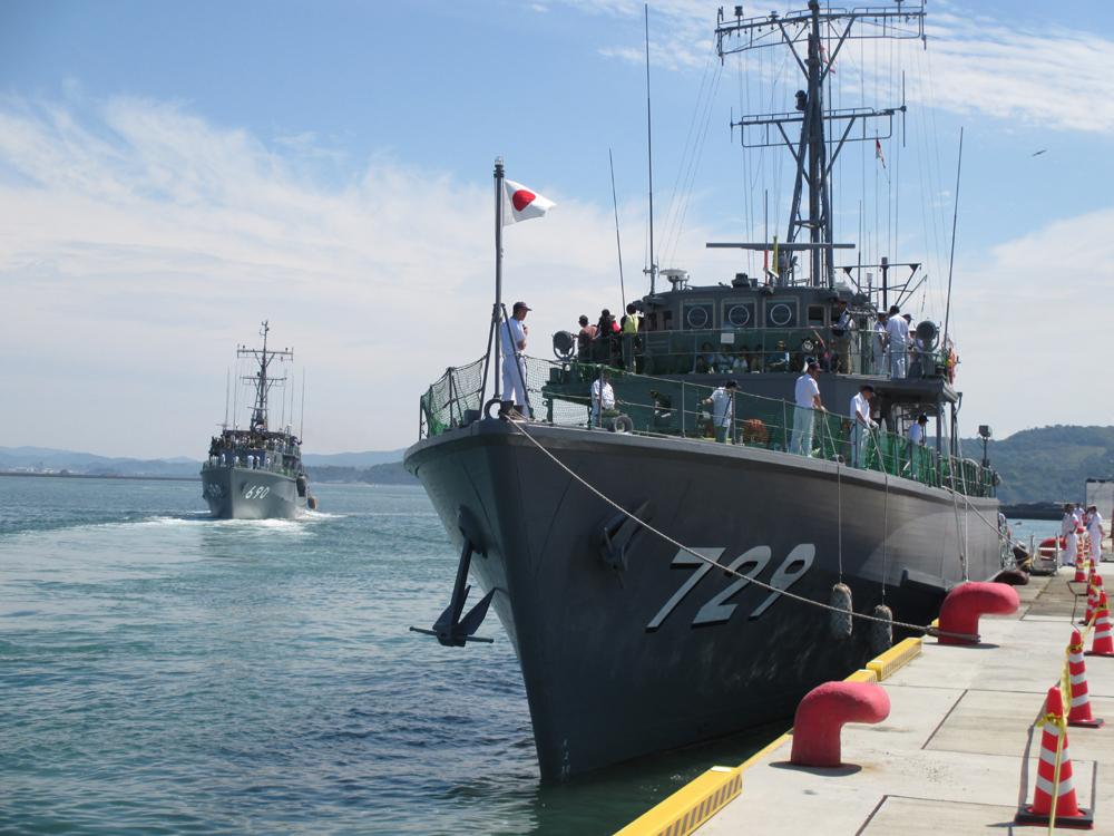 掃海管制艇くめじま 007-04