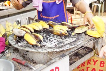2 焼きバナナ