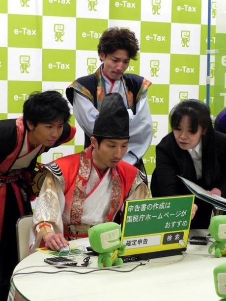 20150210神戸経済新聞e-tax体験001