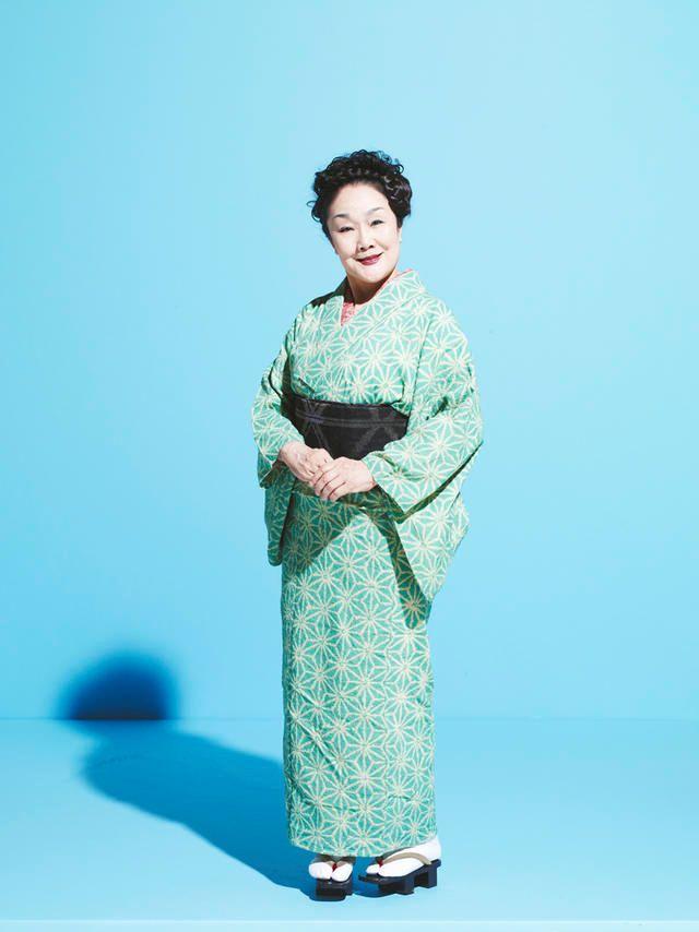 京子ちゃんのおばあちゃん白石加代子