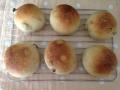 黒糖レーズンのきな粉クリームパン 手順7