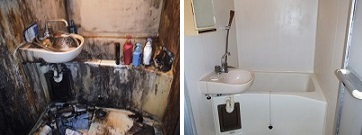 浴室ハウスクリーニング