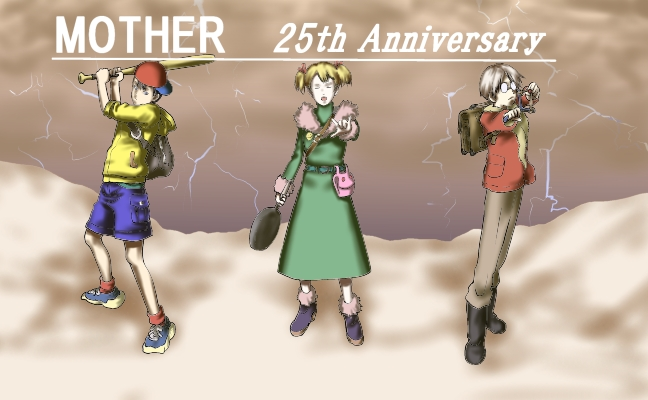 MOTHER 25th Anniversary7改