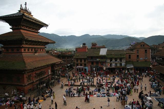 Bhaktapur2007/9/20