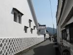 菊屋家の白壁