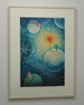 川端千絵「星を灯す人」