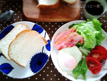 初の手作り食パン4