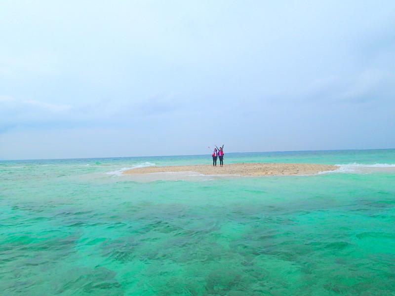 西表島・パナリ島シュノーケリング・kenguide
