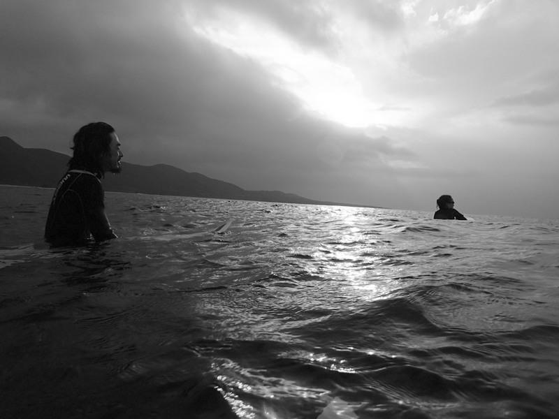 西表島Surfing・サーフィン・KEN GUIDE