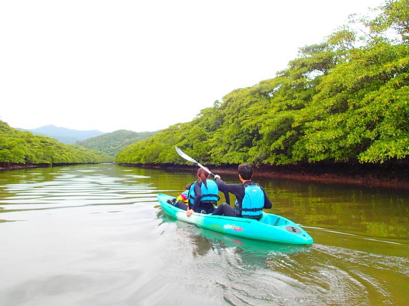 西表島旅行・カヌーツアー・KEN GUIDE