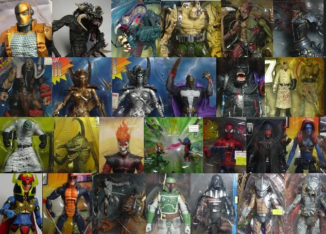 2014年 フィギュア購入 総括1