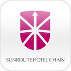 サンルートホテルのロゴ