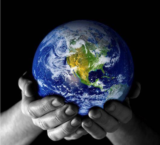 守ろう地球