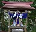 嶋満神社正月のお飾り