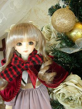 ふみお迎え 2014里クリスマスフェア 7