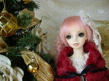 ふみお迎え 2014里クリスマスフェア 10