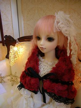 ふみお迎え 2014里クリスマスフェア 13
