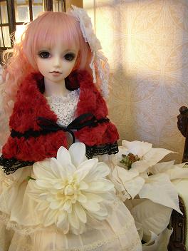 ふみお迎え 2014里クリスマスフェア 18