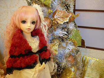 ふみお迎え 2014里クリスマスフェア 19