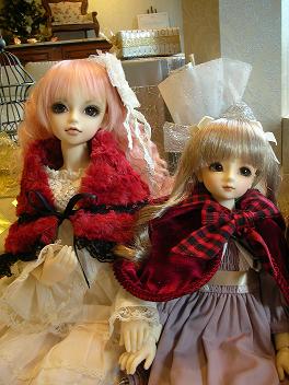 ふみお迎え 2014里クリスマスフェア 21