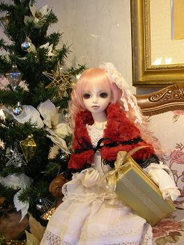 ふみお迎え 2014里クリスマスフェア 22